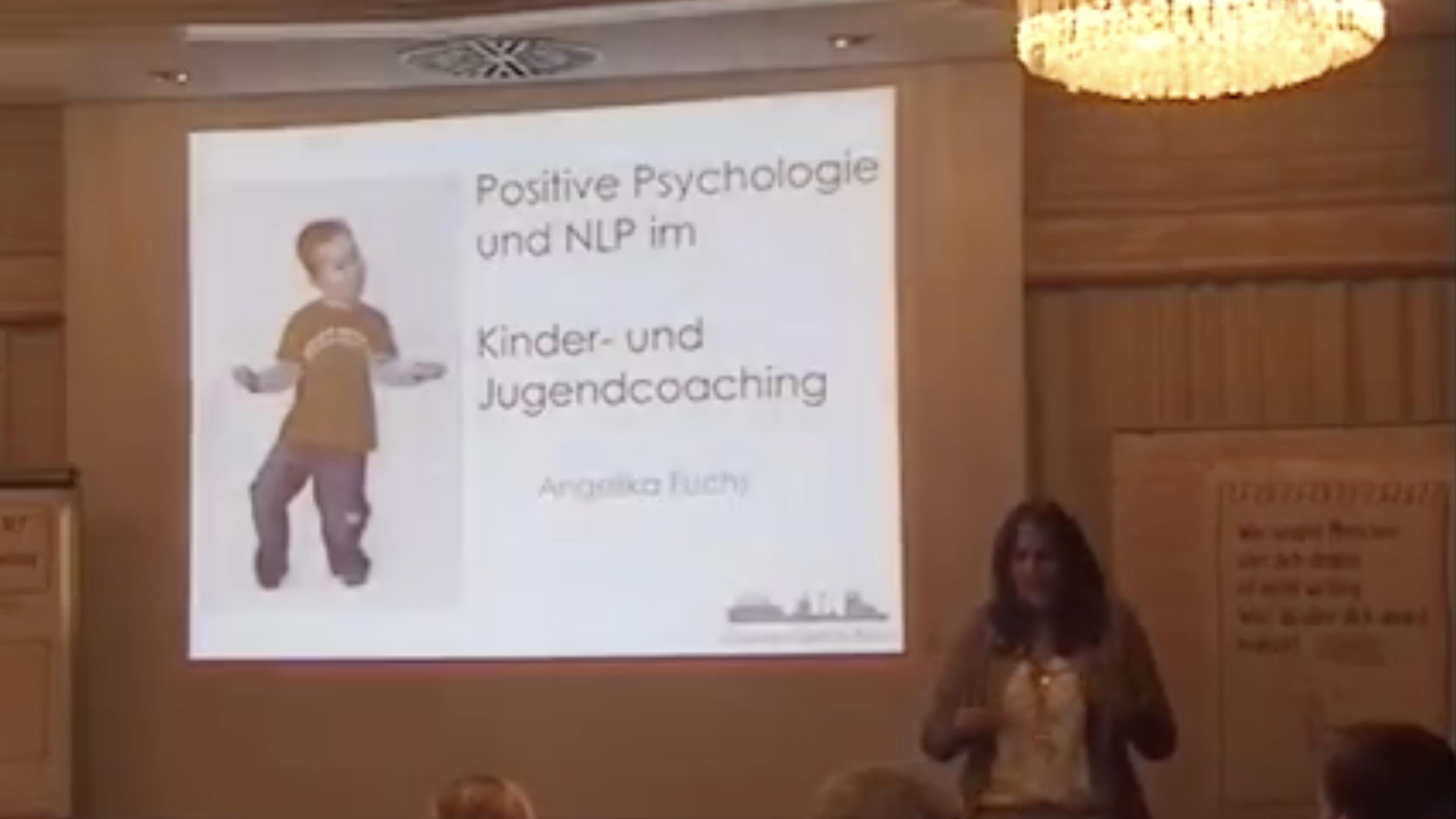 Vortrag Positive Psychologie und NLP